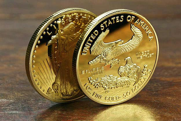 What is an American Gold Eagle Bullion Coin?   American Gold Eagle Bullion Coin Investing Inside Your IRA