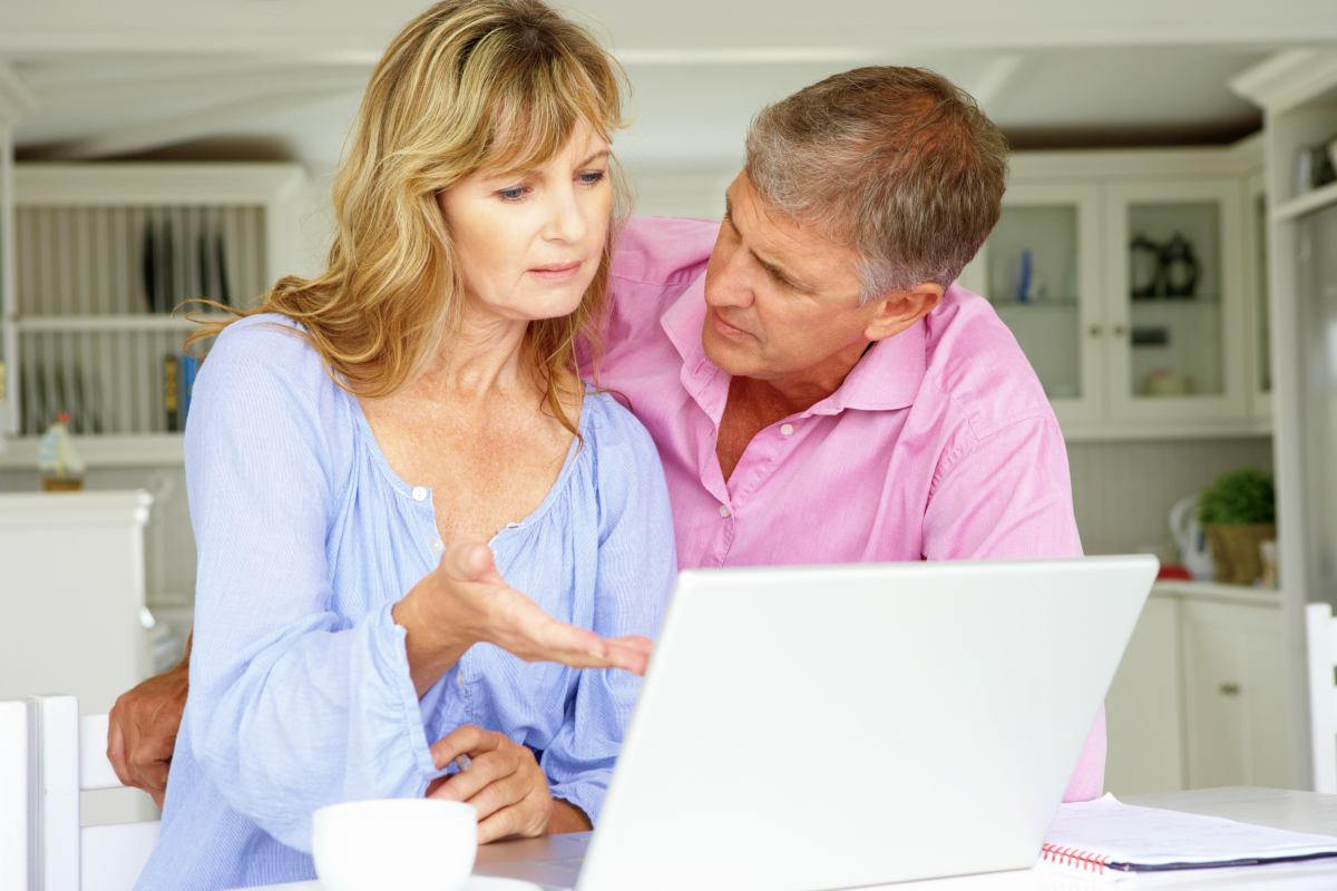 mid age couple working at home   Spousal IRA Contribution Limits   Inside Your IRA   spousal ira contribution
