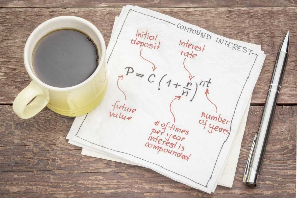 coffee and paper   Roth IRA Interest Rates: How Does Your Money Grow?   Roth IRA interest rates   ira accounts