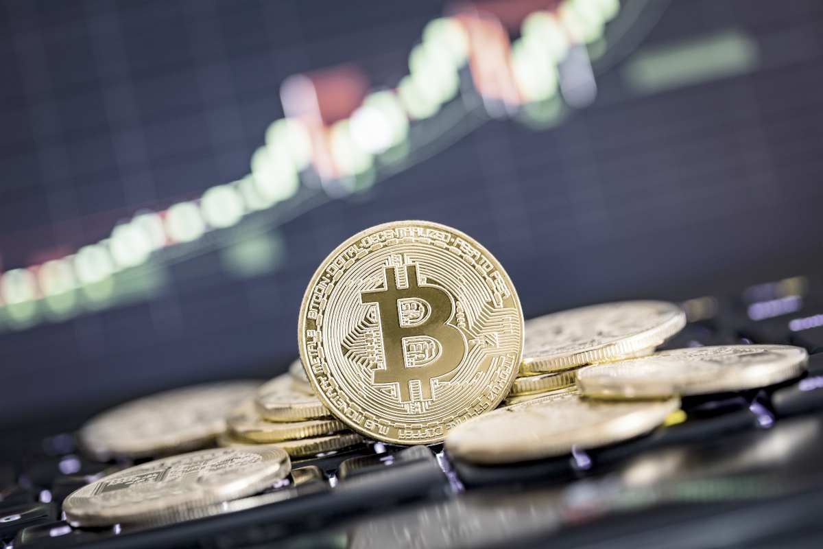 bitcoin gold coin defocused | Cryptocurrency News: Industry Updates | Will It Be Regulated Soon? | cryptocurrency news | Goldman Sachs