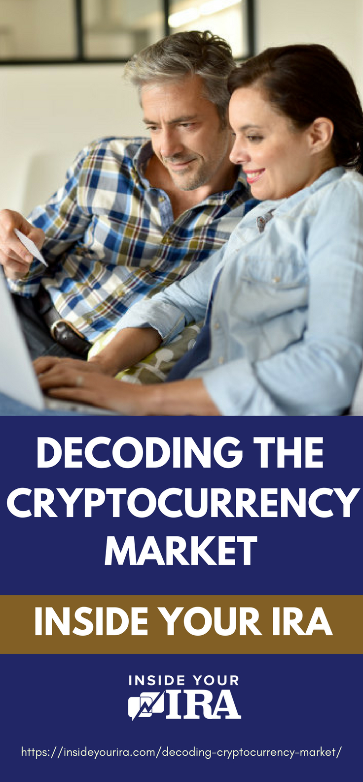 Pinterest Placard | Decoding The Cryptocurrency Market