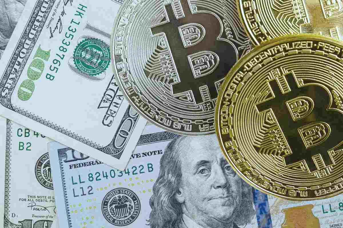 Pay with cryptocurrency usd price dropped or goes down