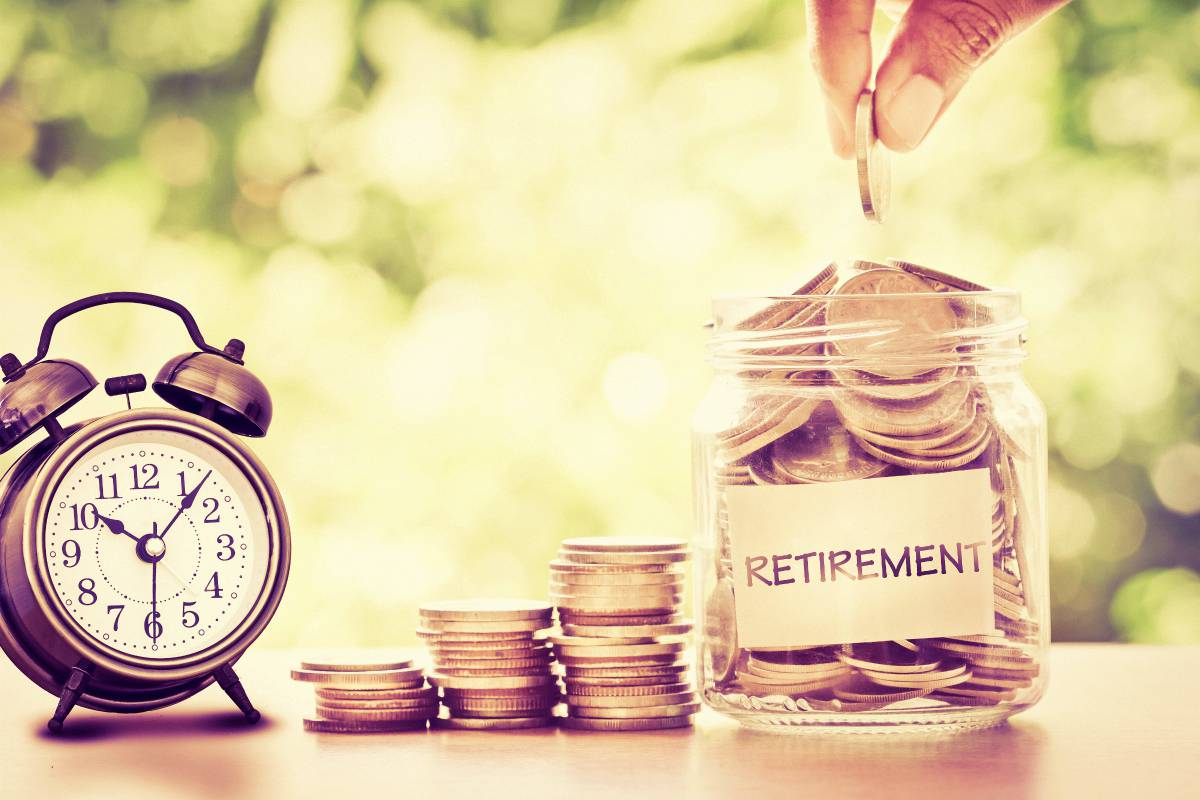 saving coins while there's time   Retiring Just On Time   NOW Is The Best Time To Plan For Retirement   retirement