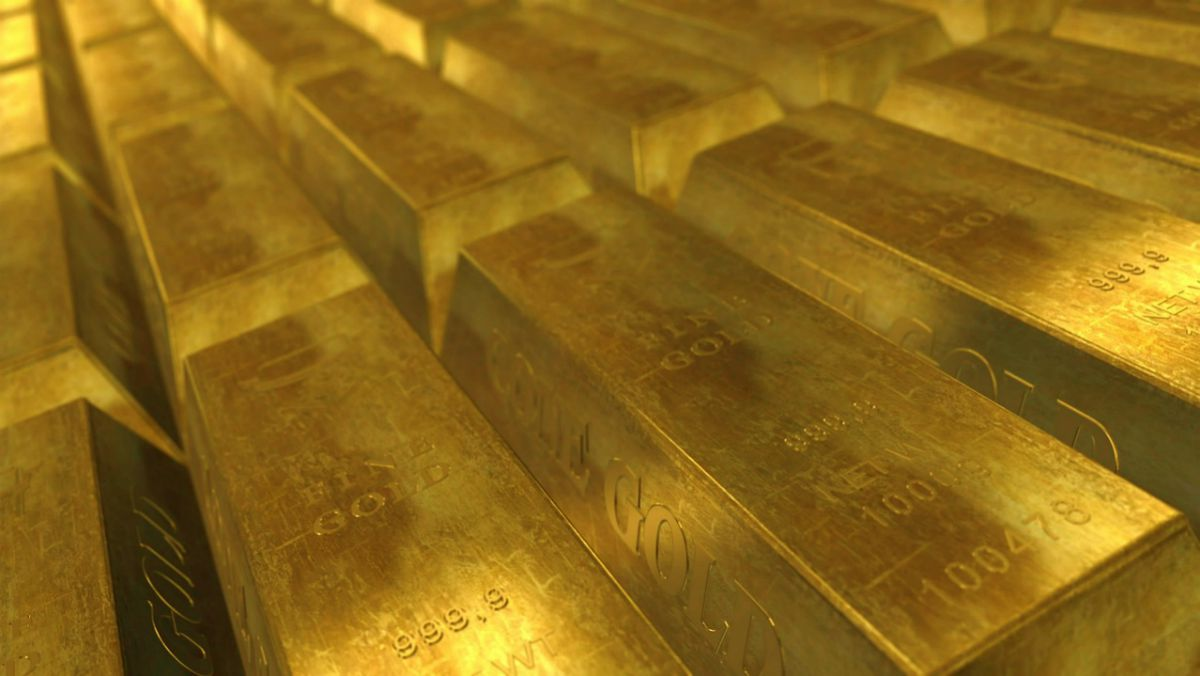 series of gold bars | Gold Prices and Chart [2018] | Inside Your IRA | Gold fix