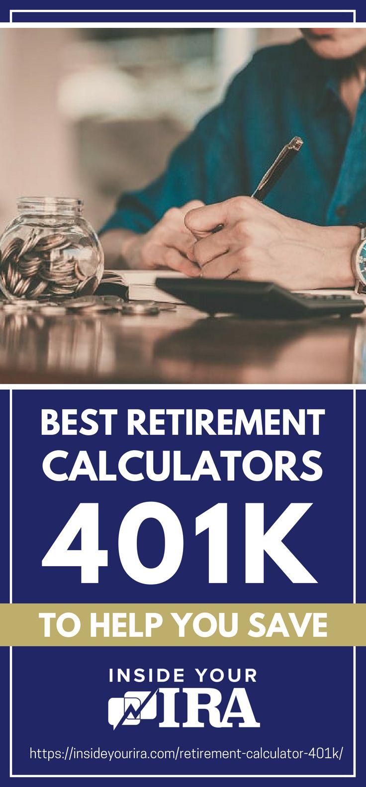 Best Retirement Calculators 401(k) To Help You Save   Inside Your IRA https://insideyourira.com/retirement-calculator-401k/
