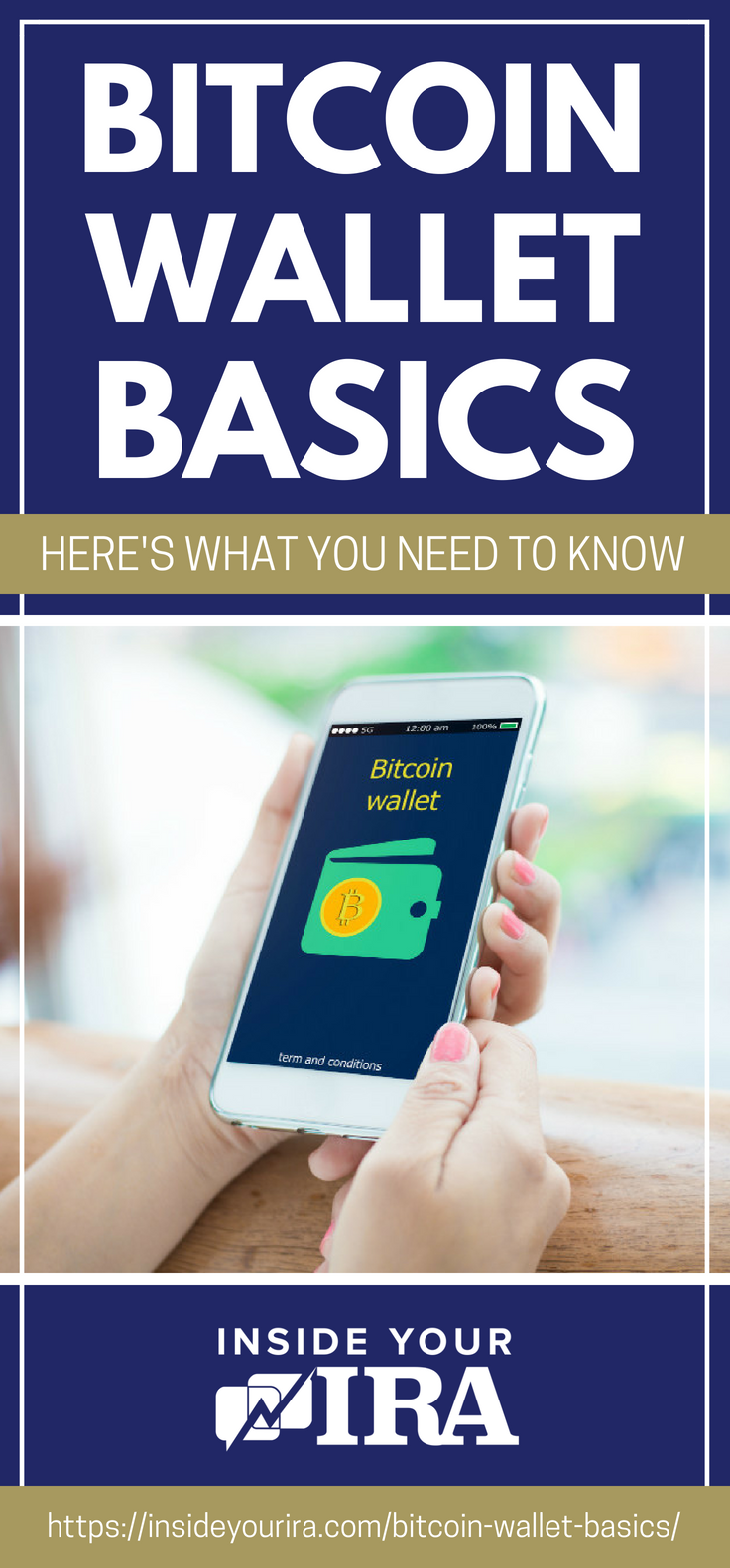 Bitcoin Wallet Basics: Here's What You Need To Know Send & Receive Safely   Inside Your IRA https://insideyourira.com/bitcoin-wallet-basics/