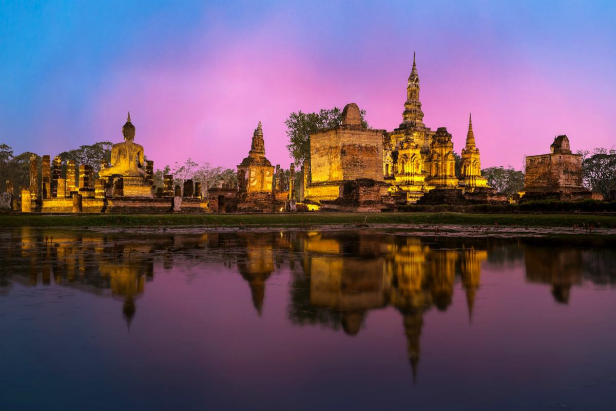 Thailand | Highest Rated Vacation Spots For Retirees | Vacation For Seniors | retirement travel