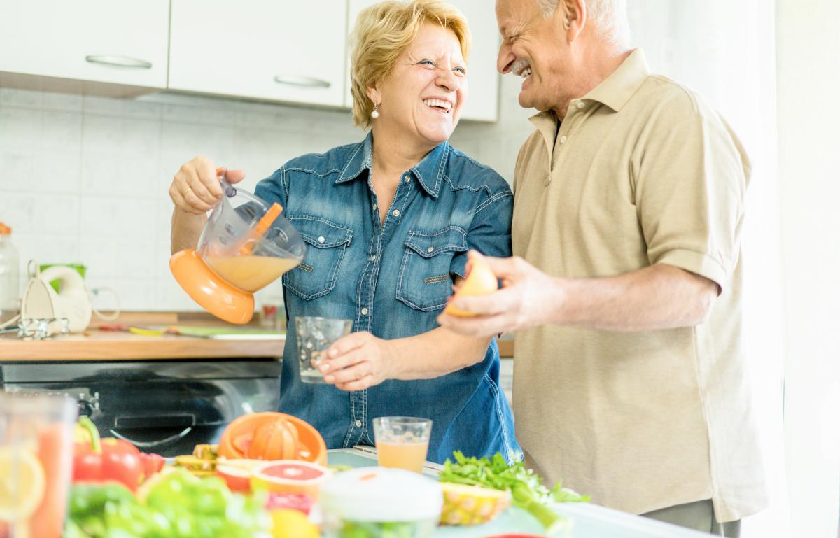 seniors preparing meal | Fun Things To Do After You Retire | Activities For Seniors | Inside Your IRA | activities for elderly