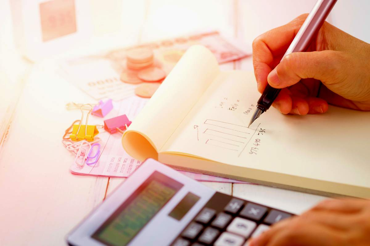 Writing a bar graph budget | Goal Monthly Budget For Standard Retirement | Inside Your IRA | long-term care