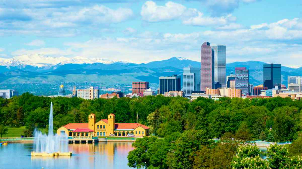 sky view of Colorado | Best States For Retirement | Inside Your IRA | best states for retirement