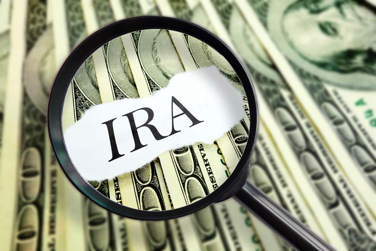 IRA under a magnifying glass | How Does A Roth IRA Work? | Roth IRA Resources | Inside Your IRA