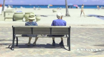 Featured | senior people sitting on bench | Success Tips For Retirement And Good Living | INFOGRAPHIC | retirement strategies | life after retirement