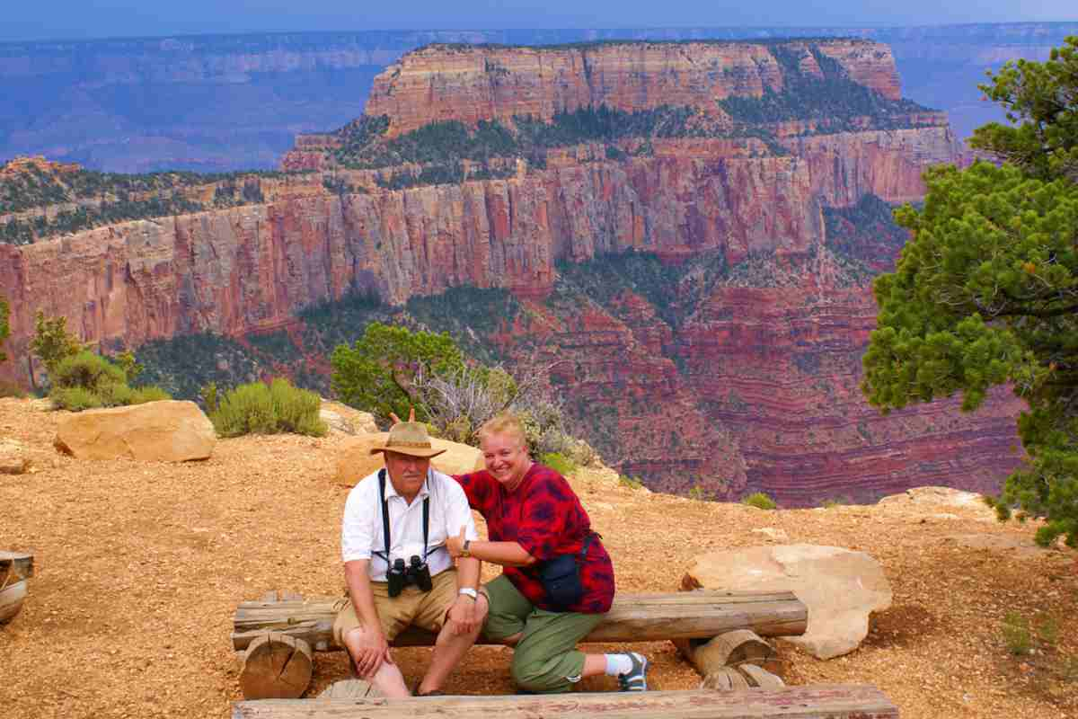 tourists in Arizona | Best States For Retirement | Inside Your IRA | best states for seniors | best states to retire