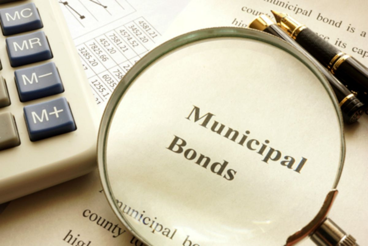 municipal bonds on magnifying glass | Best Investments For Retirement | Inside Your IRA