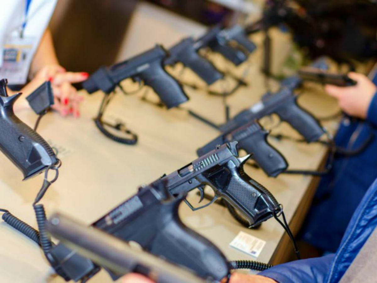 gun display stands | Top Weapon Stocks To Watch | Inside Your IRA