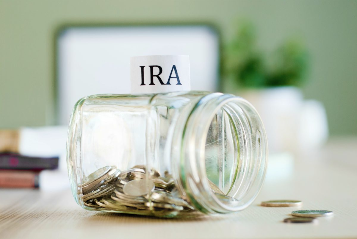ira on top of jar of money | Types of IRAs | A Savings Comparison Inside Your IRA | age 50 $6500 age 50