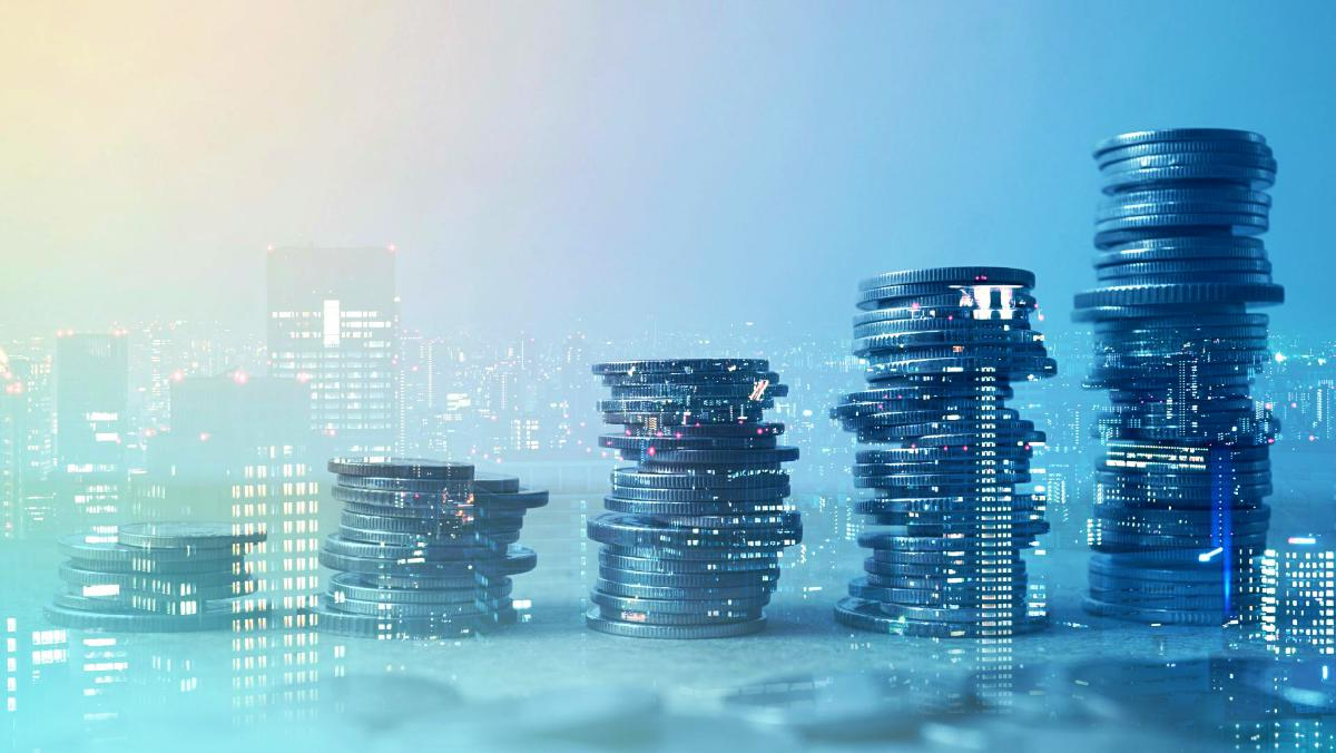 double exposure city rows coins finance | Reasons Why Preppers Are Investing in Silver | Inside Your IRA | silver coins investing