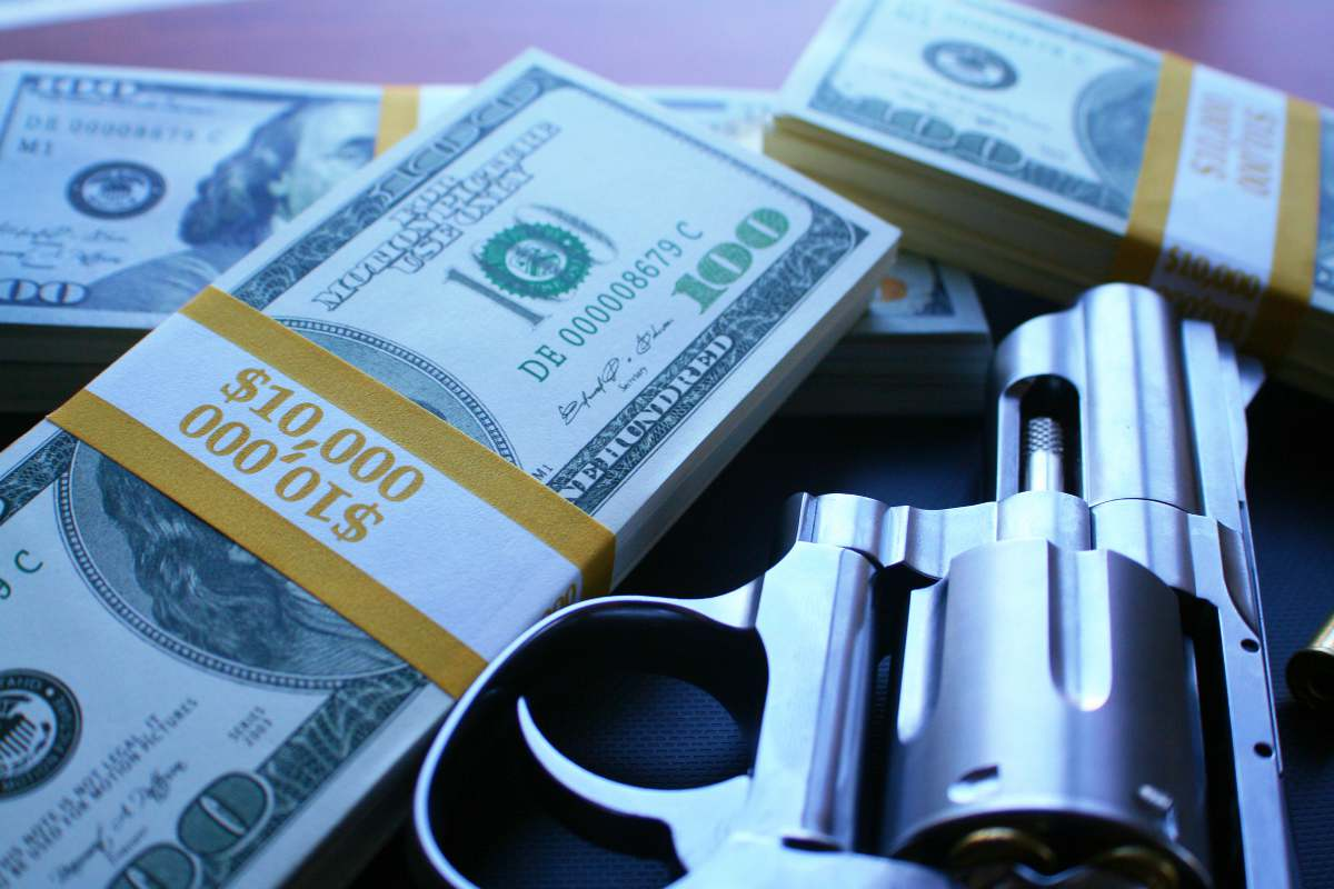 guns and money | Profiting With Guns and Ammo | gun stocks