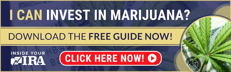 I can invest in Marijuana?