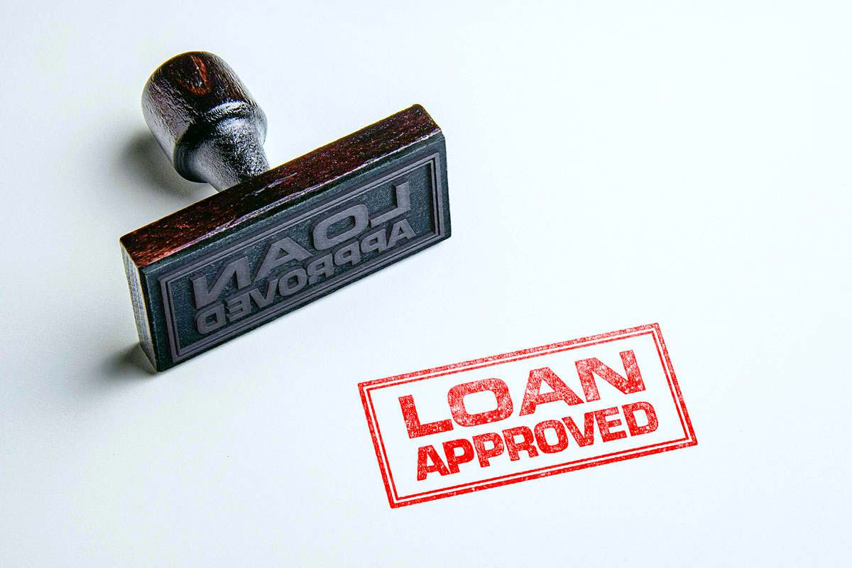rubber stamping that says loan approved | 401(k) Early Retirement Guide | Inside Your IRA | 401k and early retirement