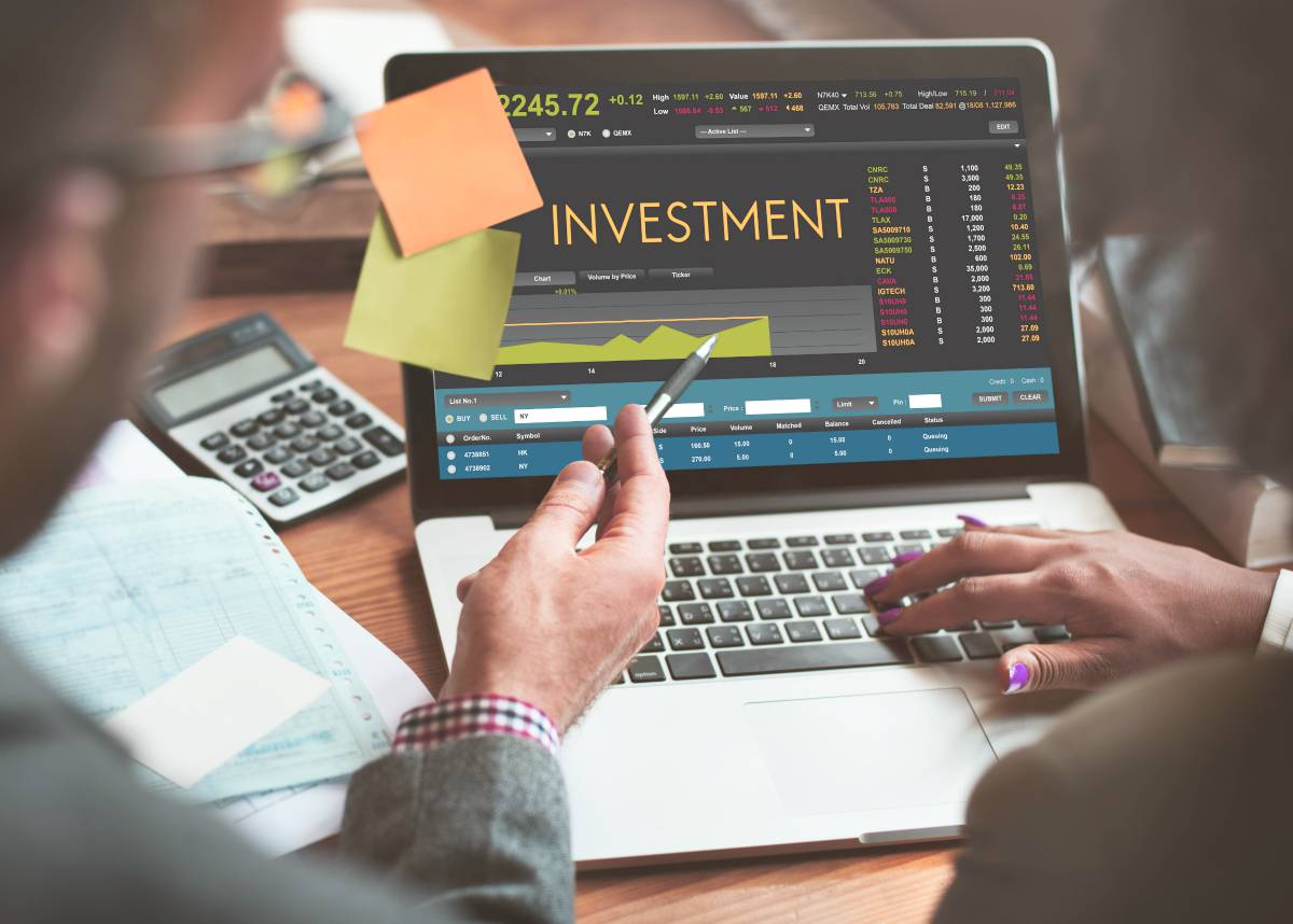 stockexchange trading forex finance   How To Calculate ROI   Best Retirement Investments   Inside Your IRA