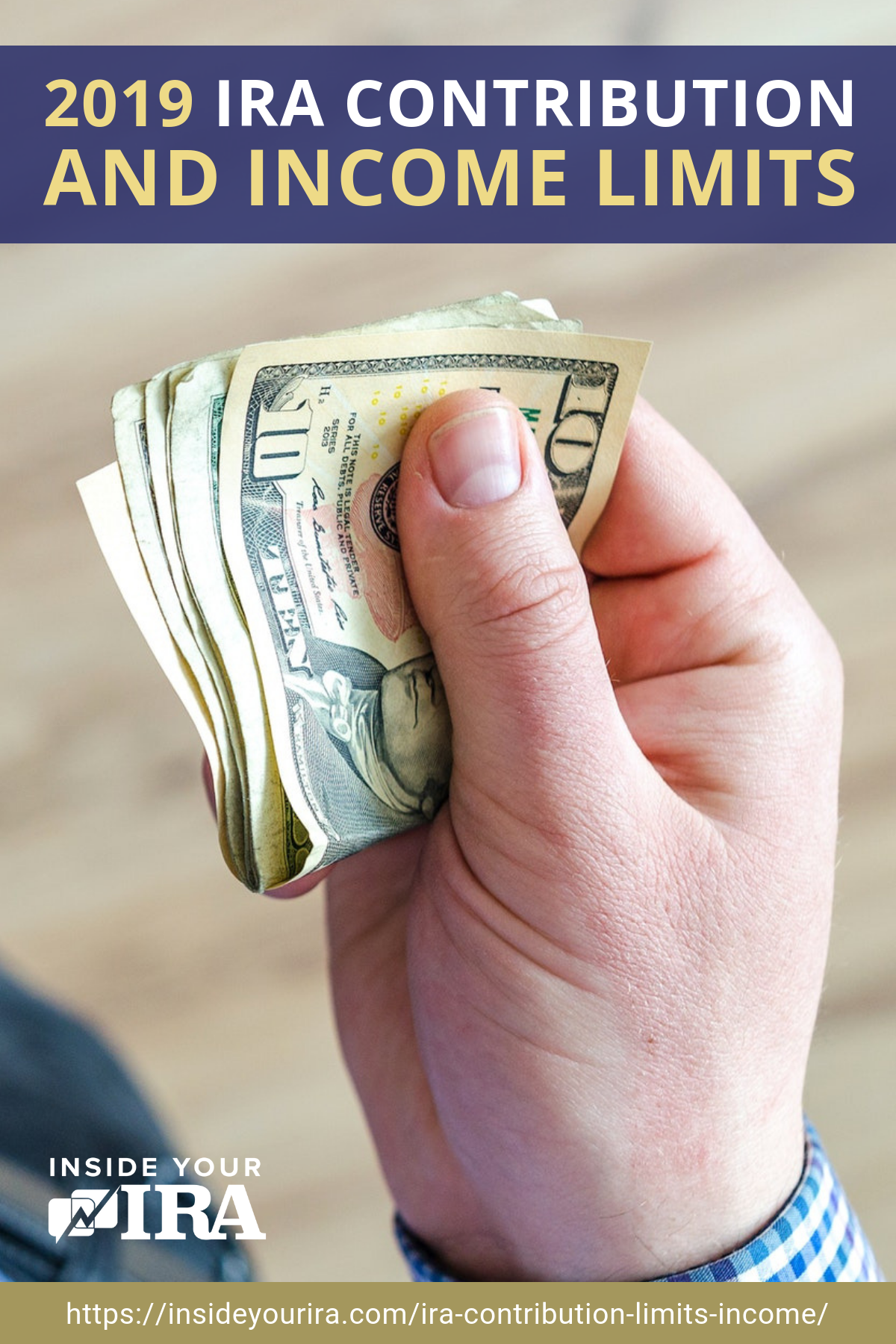 2019 IRA Contribution and Income Limits | Inside Your IRA https://insideyourira.com/ira-contribution-limits-income/