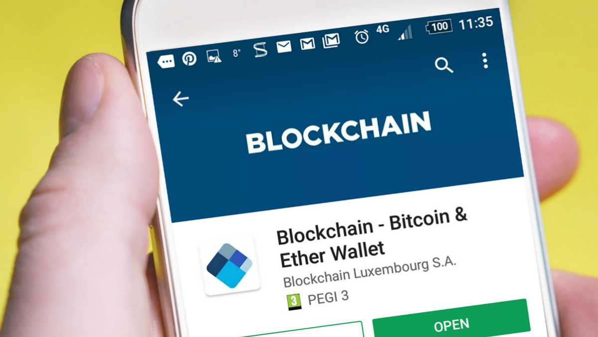 blockchain app on cellphone | Best Bitcoin Apps for iOS and Android | best bitcoin wallet app