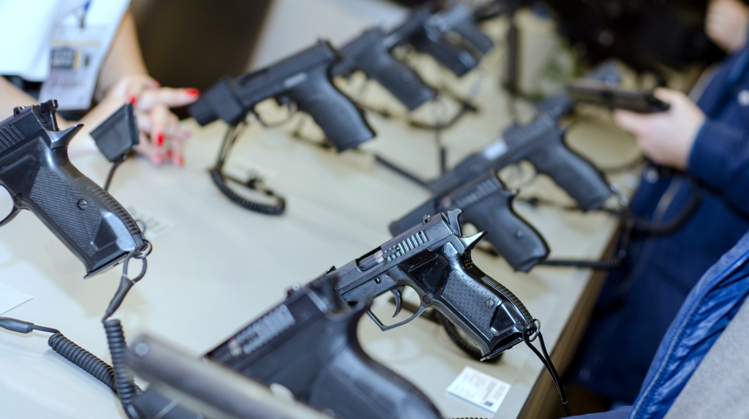 Featured   gun display stands   Funds That Invest In Major Gun Manufacturers   Inside Your IRA   american gun manufacturers