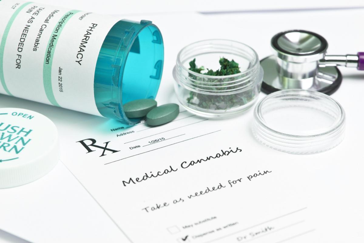 medical marijuana prescription bottle stethoscope | Are CBD Oil Stocks A Great Long-Term Investment? | Inside Your IRA | Cannabis