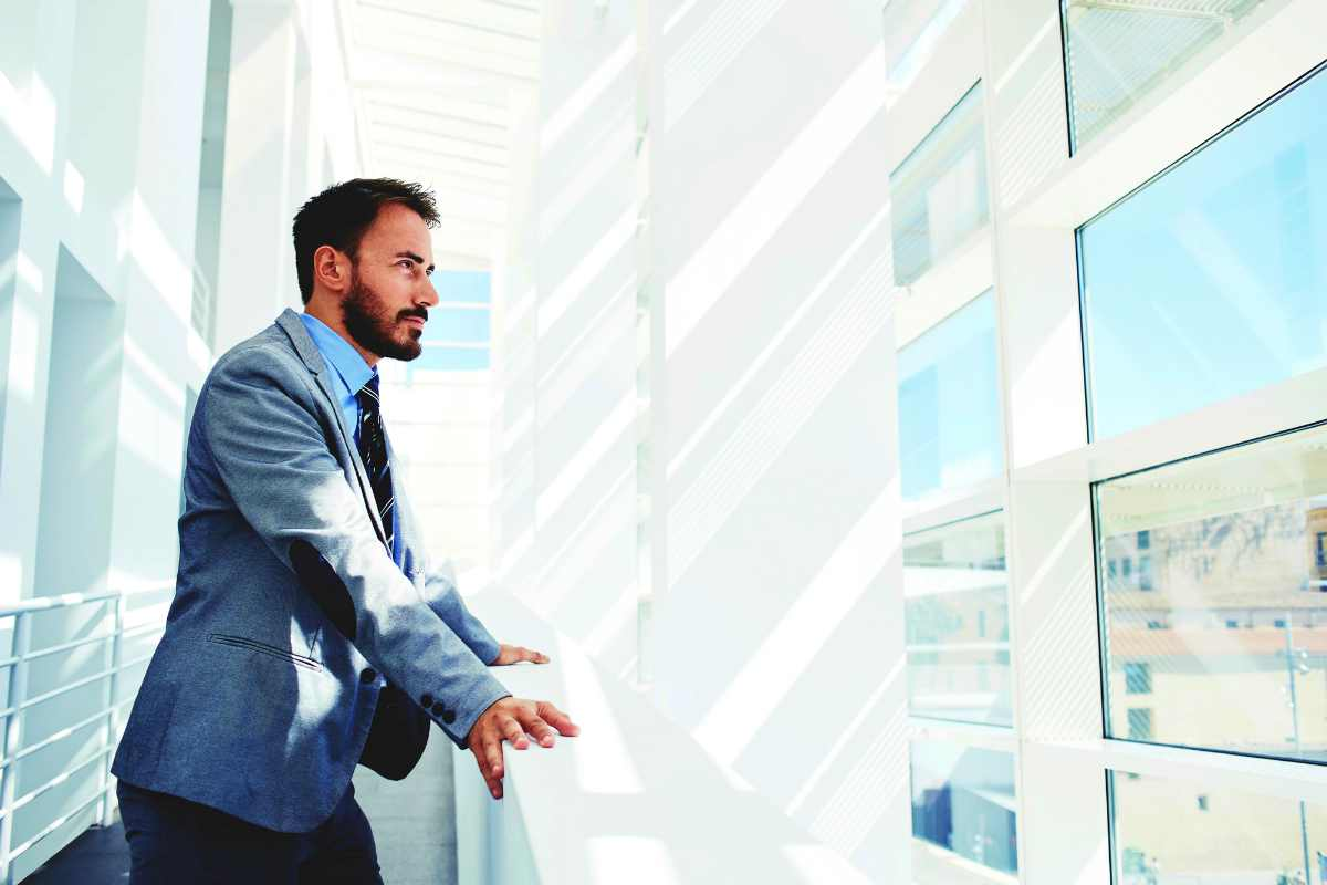 businessman thinking   Private Equity Investments In A Self-Directed IRA   Inside Your IRA   private equity