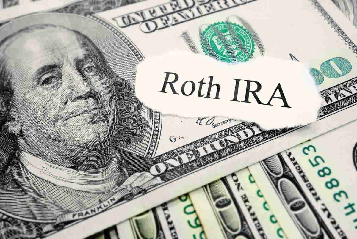 roth ira written on paper   Investing In Exchange-Traded Funds (ETFs)   Inside Your Roth IRA   exchange traded funds vs. mutual funds