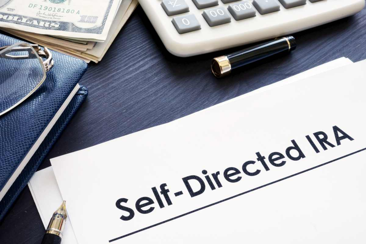 self-directed ira written on paper | Private Equity Investments In A Self-Directed IRA | Inside Your IRA | private equity investment