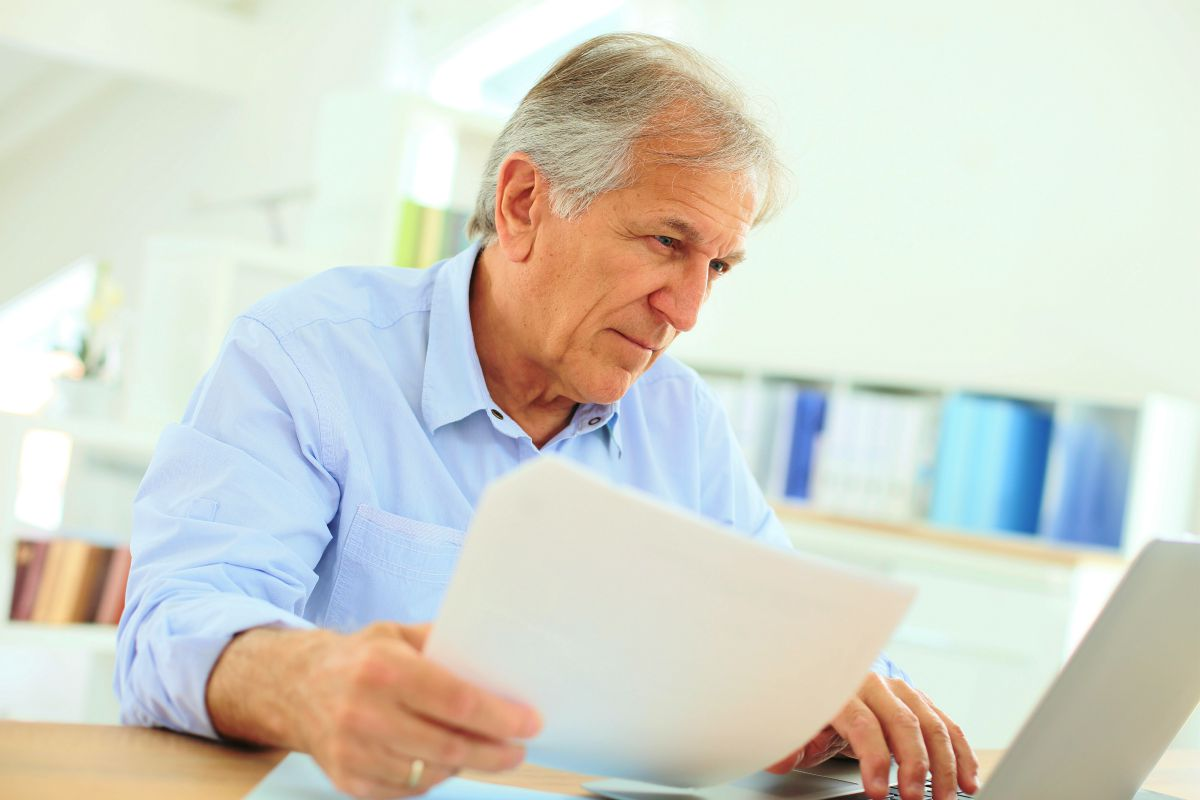 senior man working on laptop | Can You Have Multiple IRAs? | Inside Your IRA | can you open multiple roth iras