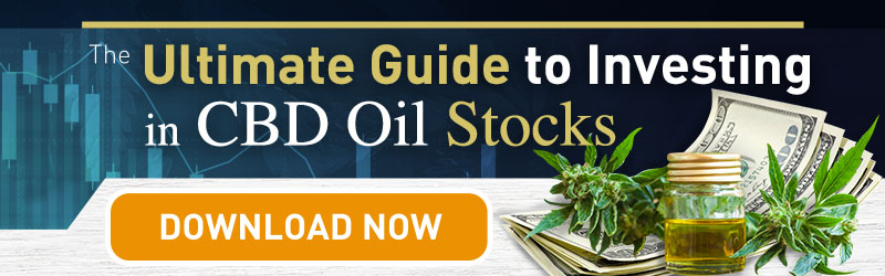 The ULTIMATE Guide to Investing in CBD Oil Stocks - DOWNLOAD NOW