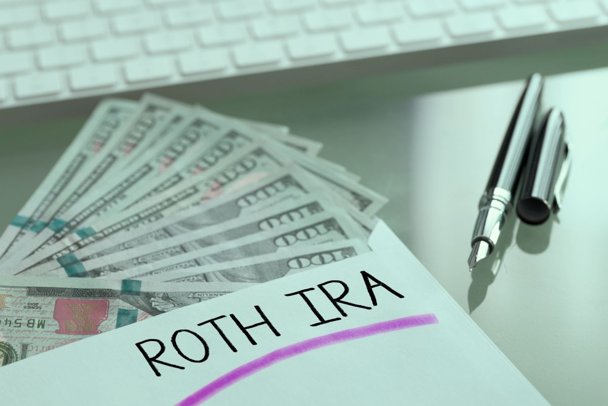 roth ira written | Can You Make Contributions To Both Roth IRA and 401(k)? | Inside Your IRA | 401k and roth ira