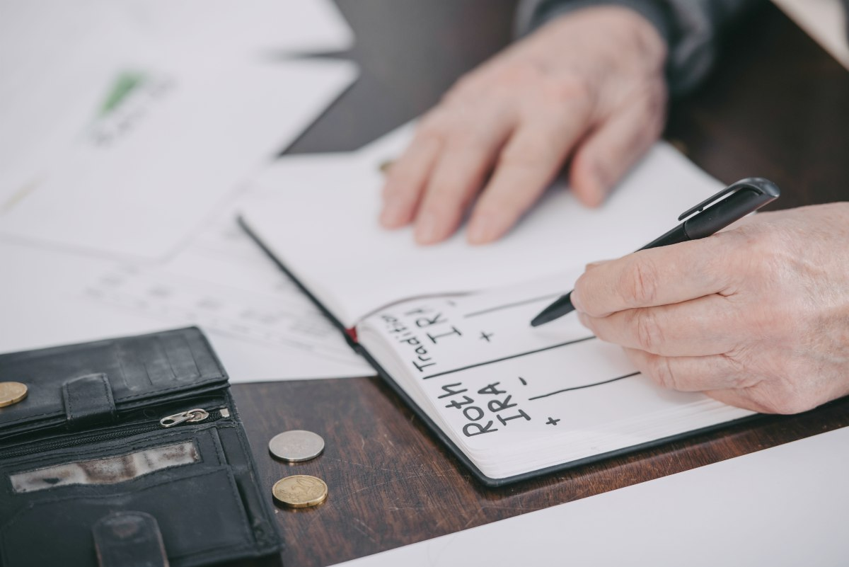 senior writing multiple ira | How To Avoid Taxes On RMD (Required Minimum Distributions) | Inside Your IRA | how to calculate rmd