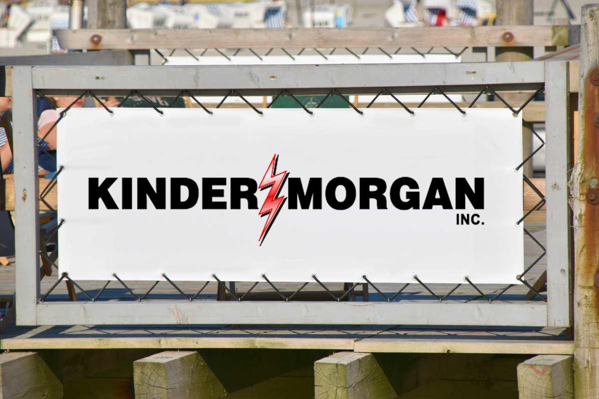 kinder morgan billboard | Top Oil Stocks To Consider Inside Your IRA | oil company stocks