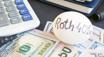 Featured | roth 401kwritten on egg | What Is A Roth 401(k) And How Does It Work? | Inside Your IRA | roth 401k vs 401k