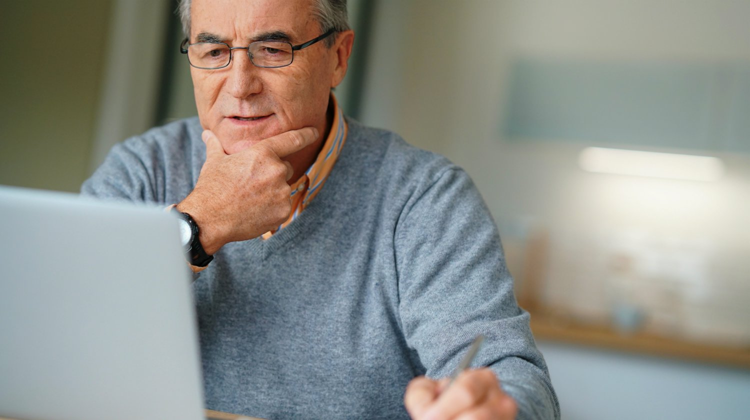 Featured | older man thinking | What is the Retirement Saver's Credit? | Inside Your IRA | savers tax credit | saver's credit