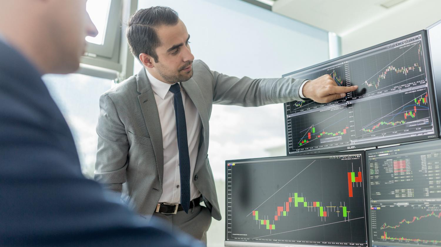 Featured | businessman checking stocks | Top Pharmaceutical Stocks To Invest In (This 2019) Inside Your IRA | best pharma stocks