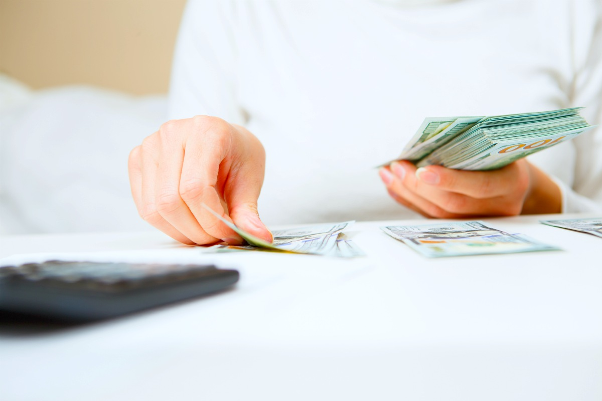 counting money | What Are Self Directed IRA Fees? | Inside Your IRA | self directed ira custodian fees