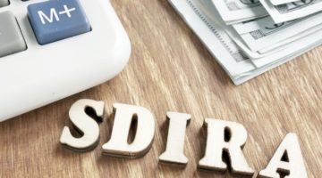 Featured   self directed ira sdira wooden letters   Everything You Need To Know About Self Directed IRA LLC   Inside Your IRA   self directed ira llc with checkbook control
