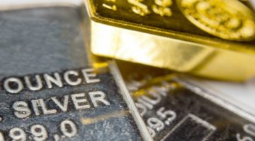 Featured | gold and silver bars | What Does The Gold-Silver Ratio Mean In Your Portfolio? | Inside Your IRA | gold silver ratio | gold silver prices