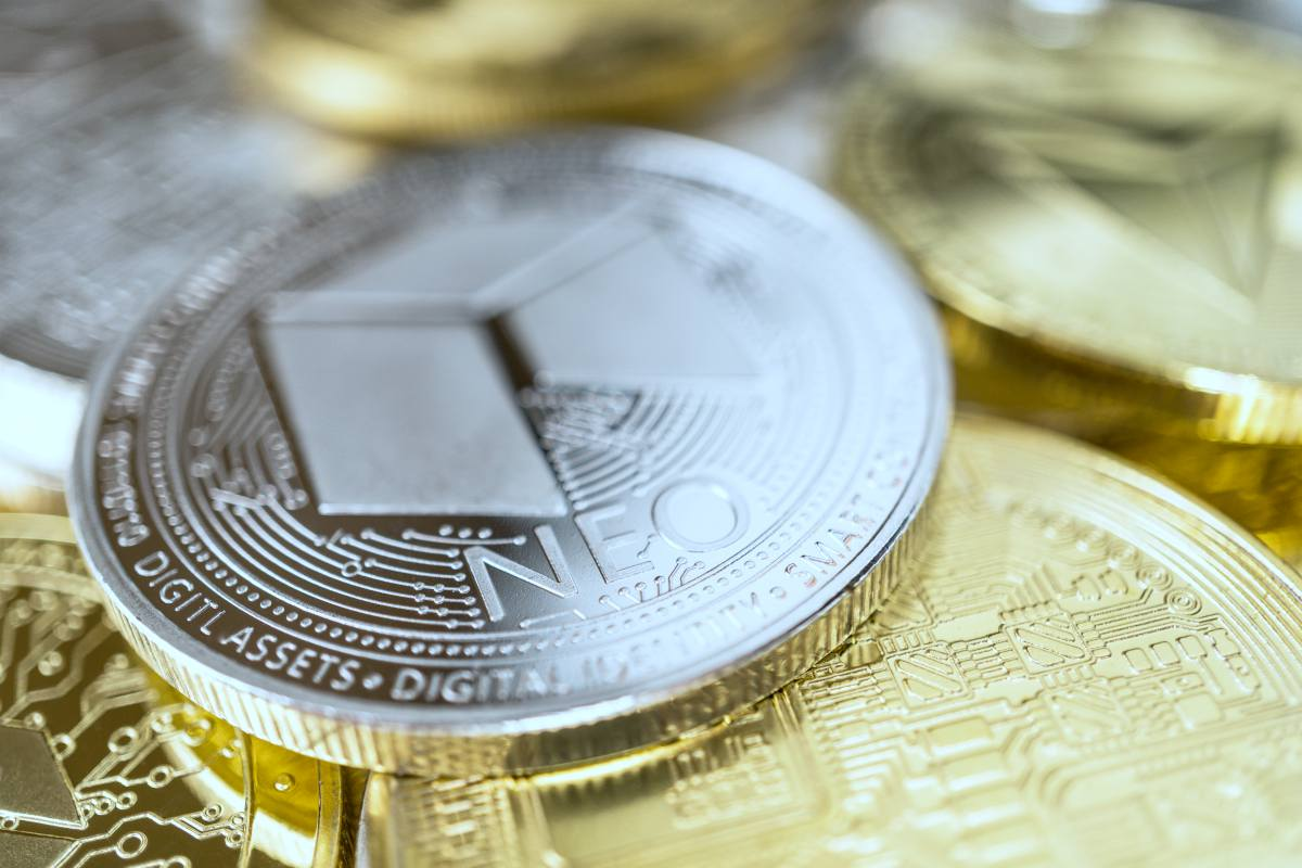 stacks of neo coins | Most Promising Cryptocurrencies Other Than Bitcoin | Inside Your IRA | most promising cryptocurrencies | most promising cryptocurrency